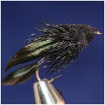 Muddler Minnow, Black