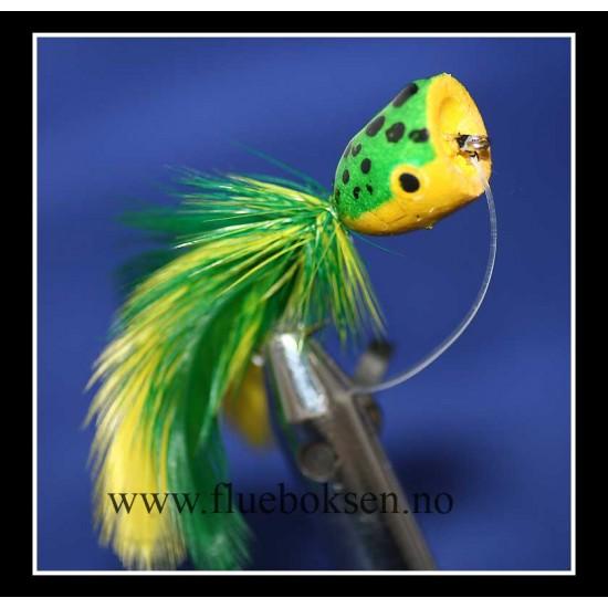 Popper, Grønn Frosk