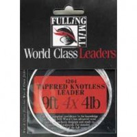 Fulling Mill Tapered Knotless Leader 12ft