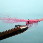 Rosa epoxy reke (saltvannskrok)