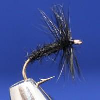 Black Spider, dry