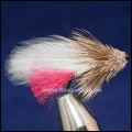 Muddler Minnow - White, Unique