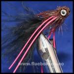 Muddler Longtail - black, Unique