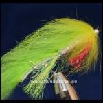 Zonker Minnow - Chartreuse, Unique
