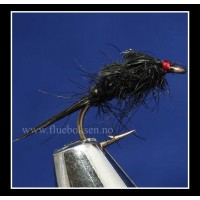 Biot Stonefly Black, nymfe