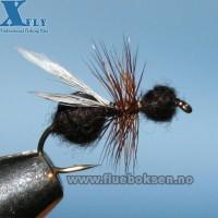 Flygemaur, svart (xfly)