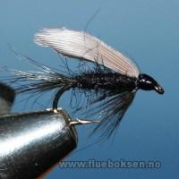 Black Gnat (våt)