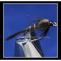 Black Gnat, nymfe
