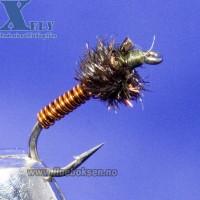 Brassie Copper, xfly