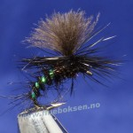 CDC Parachute Emerger Black