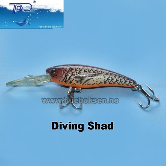 Diving Shad