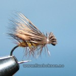 Elk Hair Caddis, Yellow