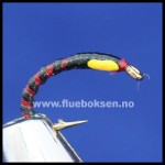 Flexi Flos Buzzer, Black