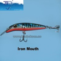 Iron Mouth, 90mm