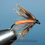 Partridge 8 Orange