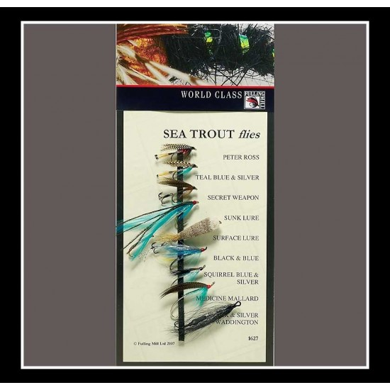 Sea Trout Selection (FM)