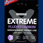 Sølvkroken Extreme Fluoro-carbon, 0,22mm