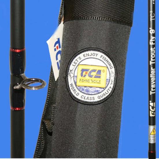 TICA Traveller 6' #6/7